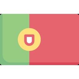 Vlag Portugal Textwerk