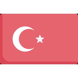 vlag Turkije textwerk